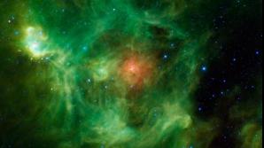 Cadou de la NASA: Nebuloasa Ghirlandă