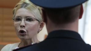 Iulia Timoşenko a fost mutată într-o închisoare / Foto: en.rian.ru