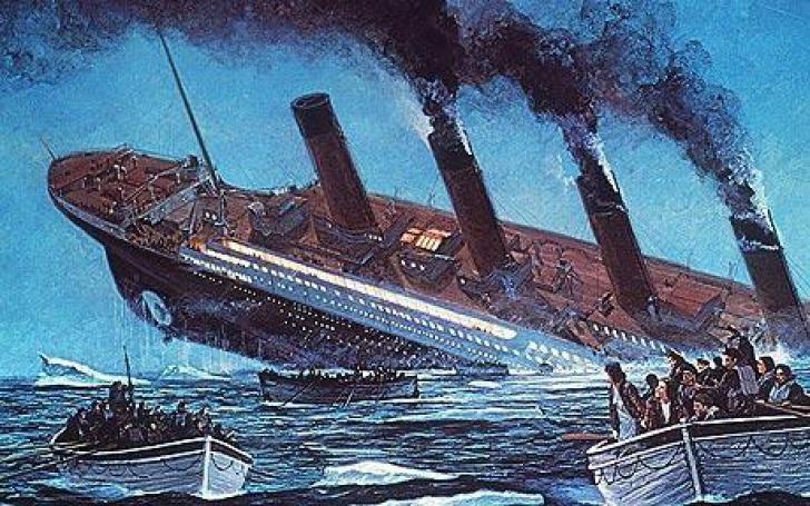 Obiecte recuperate pe de Titanic vor fi scoase la licitaţie.