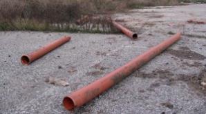 Râmnicu Vâlcea fără gaz, după ce mai multe ţevi s-au fisurat.
