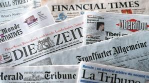 Presa străină: Cine sunt indignaţii de la Bucureşti?