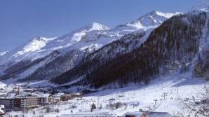 Mii de turişti, blocaţi în Alpi / Foto: Daily Mail