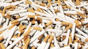 Pensionară de 53 de ani, din Galaţi, traficantă de ţigări