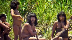 Tribul peruan Mashco-Piro numără câteva sute de persoane