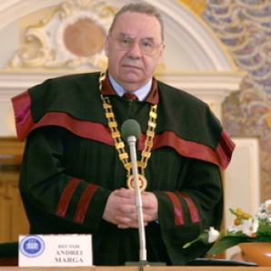 Andrei Marga va preda la universităţi din Israel.