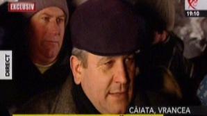 Primarul din Caiata, asaltat de localnici