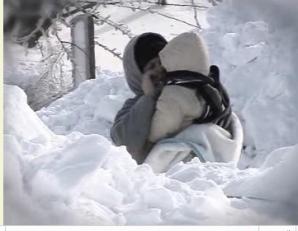 23.000 de oameni sunt izolaţi în judeţul Buzău.