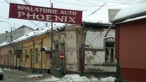 Imobilul afectat de exploziile din SIghetu Marmaţiei va fi demolat
