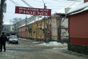 Imobilul afectat de exploziile din Sighetu Marmaţiei