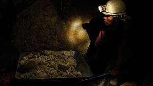 Protest spontan la minele Paroşeni şi Lonea / Foto: en.wikipedia.org