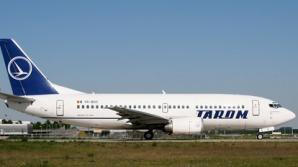 Aeronava Tarom a ieşit de pe pista aeroportului la aterizare