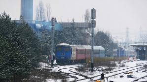 Circulaţia trenurilor pe ruta Bucureşti Constanţa a fost reluată