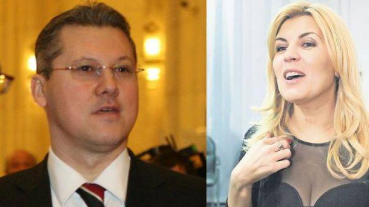 Elena Udrea şi Cătălin Predoiu sunt veri