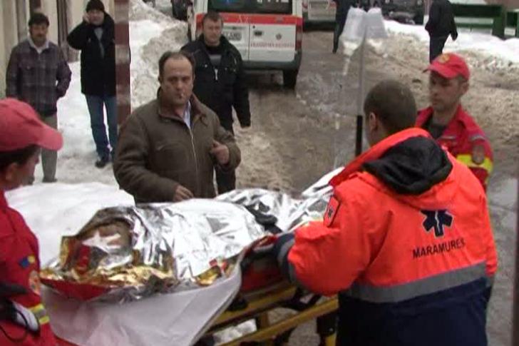Două explozii într-un club din Sighetu Marmaţiei au rănit 17 persoane