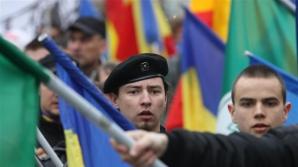Noua Dreapă, marş în memoria lui Avram Iancu: