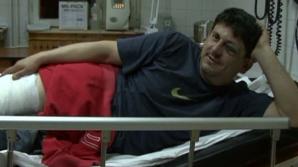 Un bărbat din Gorj a fost bătut crunt de cinci jandarmi