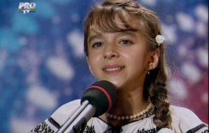 Luiza Ciudin, noua