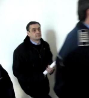 Seful Poliției Teiuș la Curtea de Apel Alba