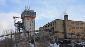 Grevă la mina Lonea
