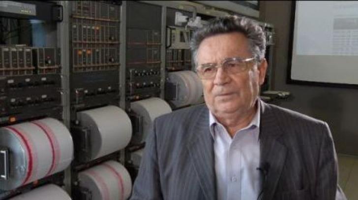 Gheorghe Mărmureanu avertizeză că un cutremur cu magnitudine de până la 7 se poate produce oricând