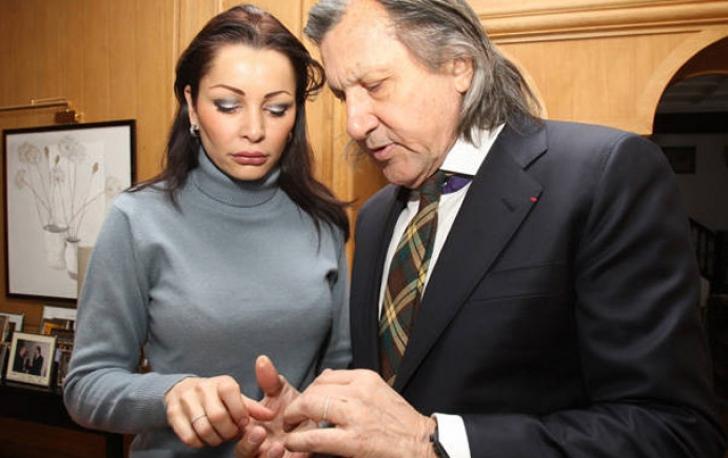 Brigitte Sfăt şi Ilie Năstase se pregătesc de căsătorie