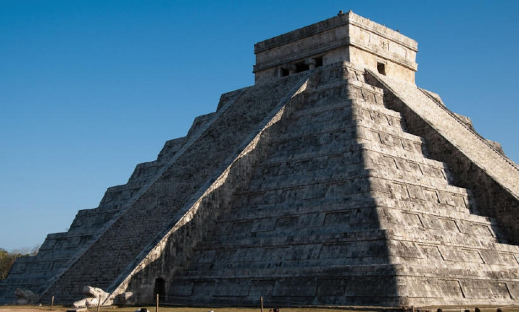 Piramida lui Kukulcan, Chichen Itza, Mexic