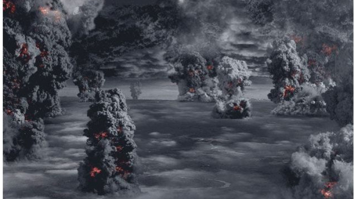 O erupţie a unui supervulcan ar putea provoca o catastrofă