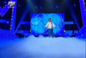 Ialcin Regep, contratenorul de la Românii au talent
