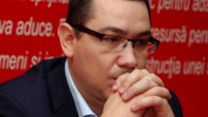Ponta: O să-l trimit pe Ungureanu la şcoala de Drept, că trebuie să mai meargă la şcoală
