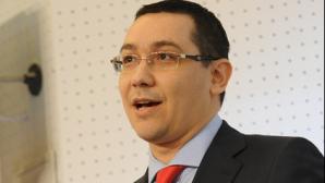 Guvernul Victor Ponta primeşte azi votul de învestitură
