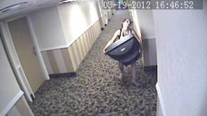 INCREDIBIL: Ce a putut să fure o femeie dintr-o cameră de hotel