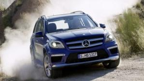 Noul Mercedes-Benz GL