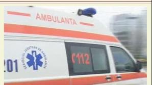 Trei persoane, rănite în urma unui accident pe DN7
