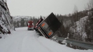 Accident în Norvegia