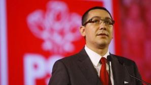 Victor Ponta a rupt scrisoarea de la Traian Băsescu