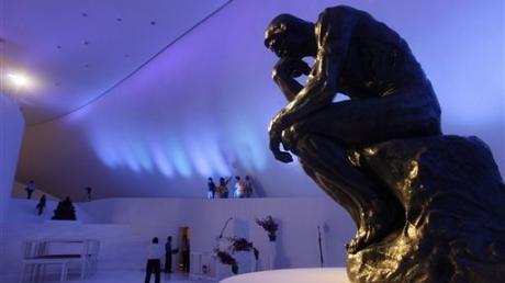 Gânditorul lui Rodin