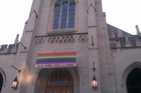 O biserică primitoare