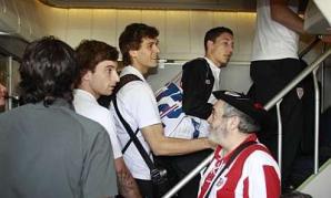 Athletic a ajuns la Bucureşti