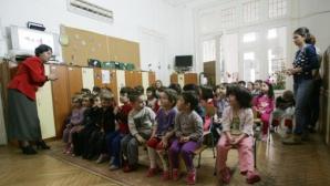 Deputaţii au adoptat AMÂNAREA cu un an a introducerii CLASEI PREGĂTITOARE