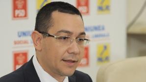 Ponta: Sunt atâţia care comit infracţiuni şi noi trebuie să-l pedepsim pe Mircea Diaconu! / Foto: MEDIAFAX