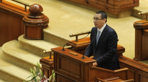 Ponta Government passes with 284 votes in its favor / Foto: MEDIAFAX