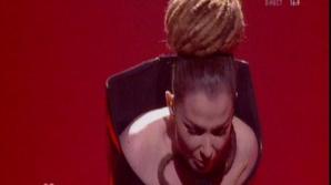 EUROVISION 2012: Apariţie CIUDATĂ pe scenă a reprezentantei Albaniei