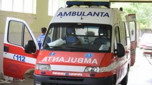 Ambulanţa a intervenit cu promptitudine