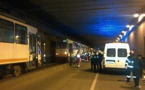 Zeci de persoane au fost rănite în accident