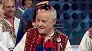 Irinel Columbeanu a dansat în picioarele goale la o emisiune TV