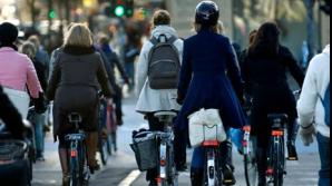 Copenhaga, paradisul bicicliştilor