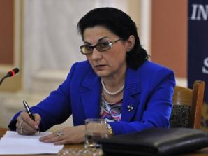 Ecaterina Andronescu este împotriva camerelor video
