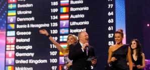Eurovision 2012. România a primit un singur scor maxim, din partea Moldovei