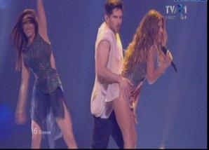 Grecia, Eurovision 2012