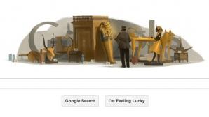 HOWARD CARTER, google doodle